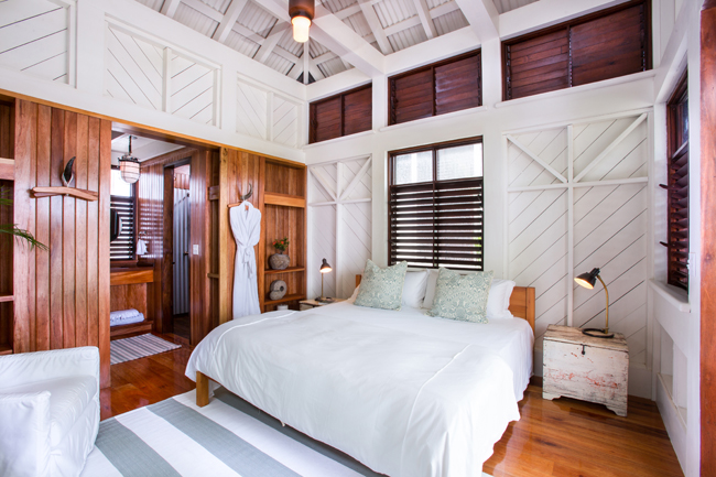The property's King guestroom accommodations.