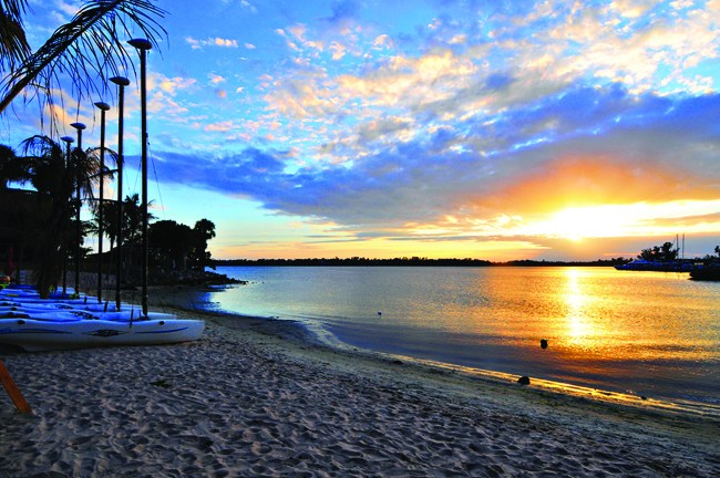 Club Med Sandpiper Bay offers an immersive experience for active clients.