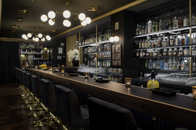 The elegant Hotel Zoe opened earlier this year in Berlin, Germany.