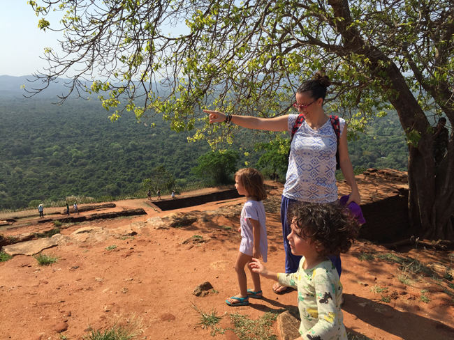 Sri Lankans love kids and that makes traveling on the island easy for parents.