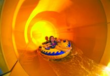 Great Wolf Lodge offers 13 resorts across North America with indoor waterparks.