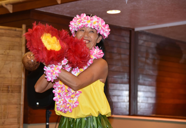 The Hanalei Colony Resort in Hawaii is hosting a weekly luau with a Polynesian-themed dinner. (Photo Credit: Hanalei Colony Resort)