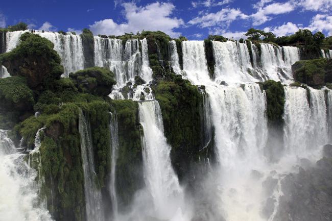 Iguazu Falls. (Photo credit:Marnella Tours)