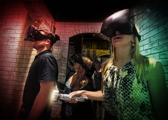 "Universal Orlando's Halloween Horror Nights (HHN) 26 will feature a brand-new interactive, virtual reality experience called ""The Repository."""