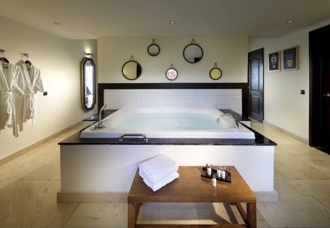 A Villa Suite at the Grand Palladium Lady Hamilton Resort & Spa in Montego Bay, Jamaica.