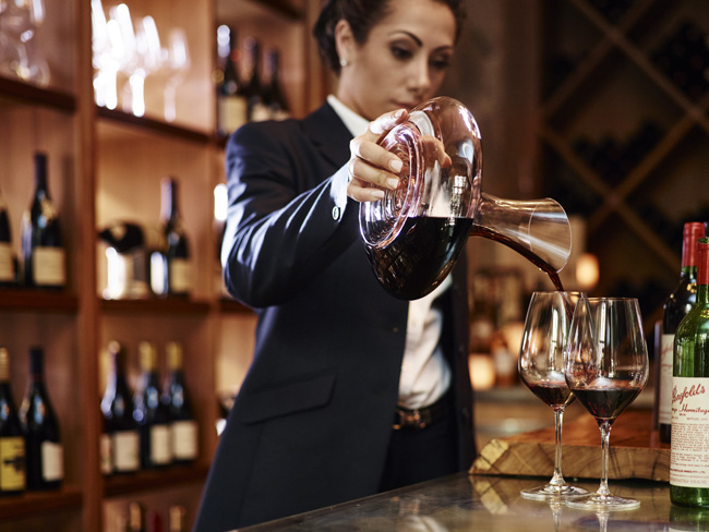 One&Only Wolgan Valleyin Australia is one of severalOne&Only Resortsproeprties hosting agourmet dinner series.