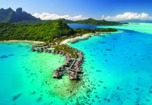 The Conrad Bora Bora Nui Resort will open early next year.
