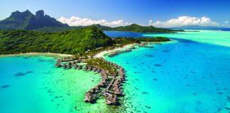The Conrad Bora Bora Nui Resort will open early next year.