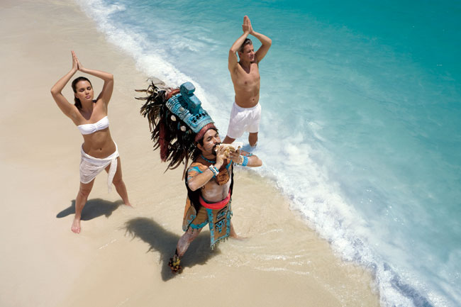 Zoëtry Wellness & Spa Resorts offer unique wellness options.