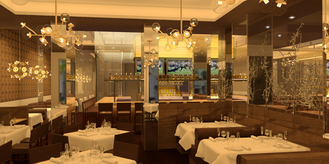 Ocean Prime at theInn on Fifth hotel in Naples, Florida opens this December.