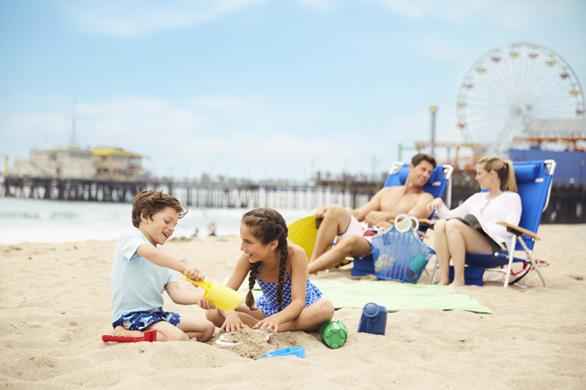 Loews Santa Monica Beach Hotel has introduced a new family concierge to help guests arrange their visit in California. (Photo Credit: Loews Santa Monica Beach Hotel)