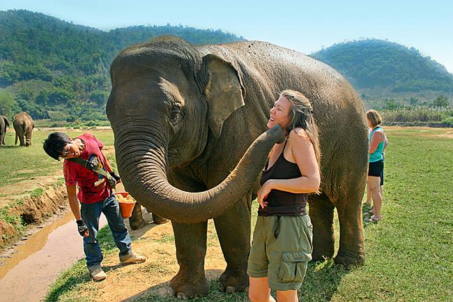 Wild Planet Adventures' customHidden Thailand Wildlife Eco-Tour is ideal for multi-gen families. (Photo credit: Wild Planet Adventures)