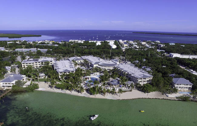 The Autograph Collection's 100th hotel, Playa Largo Resort & Spa, opened last month Key Largo.