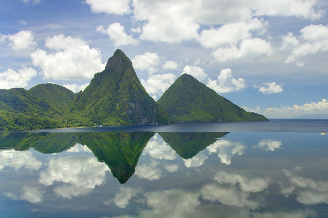 Saint Lucia has received thethe official 'all clear'following the passage of tropical storm Matthew.