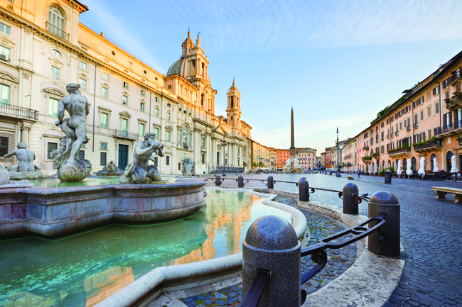 Trafalgar, Brendan Vacations and Cost Saver are offering a Buy One Get One European air deal on select 2017 itineraries through Sunday, Sept. 25.