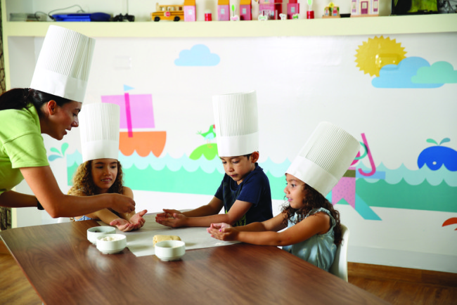 Westin Playa Bonita Panama features a new and redesigned Westin Family Kids Club for kids ages 4 to 12.