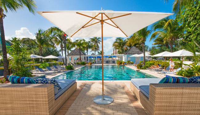 The Bahamas Out Islands Promotion Board's Bleisure Travel Program features discounts at a variety of properties, including the upscale Valentines Resort & Marina on Harbour Island (pictured). (Photo credit  Valentines Resort & Marina on Harbour Island)