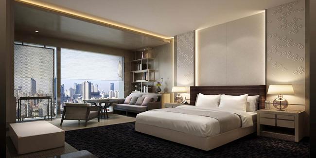 The Ritz-Carlton, Xian.