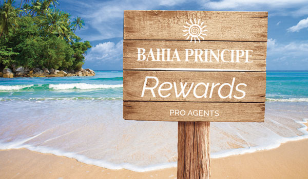 Bahia Principe Hotels and Resorts has launched its Bahia Principe Rewards travel agent loyalty program.