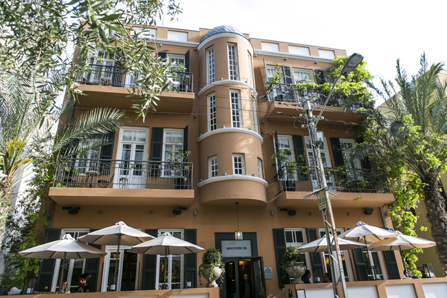 Hotel Montefiore's is offering a new bleisure package in Tel Aviv.