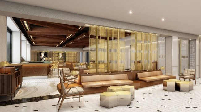 W Las Vegas will open its doors this December.