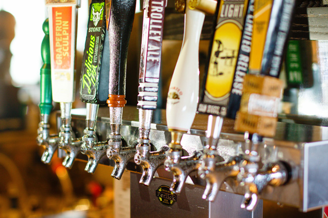 Cape Rey Carlsbad, A Hilton Resort is offering new craft beer tours in North County San Diego.