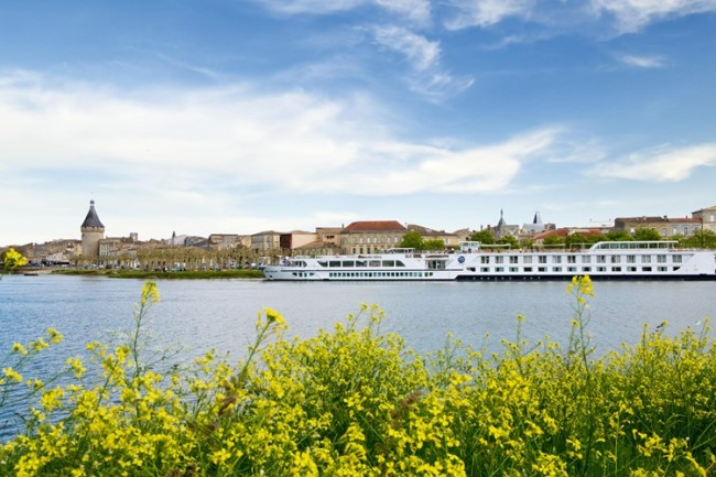 Uniworld is now accessible through Sabre Cruises. Uniworld's River Royale ship in Blaye, France (pictured).
