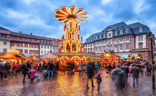 Insight Vacations'2016-17 Fall Winter, Spring collection includes festive Christmas Market itineraries.