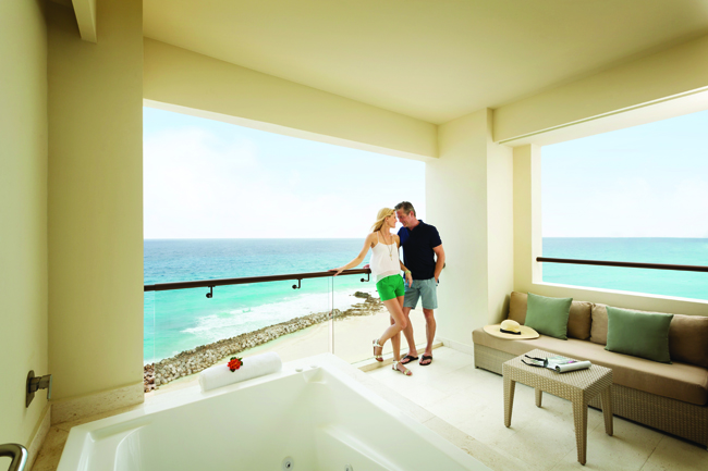 Guests of theTurquoizelevel at Hyatt Ziva Cancun are now able to book a new butler service.
