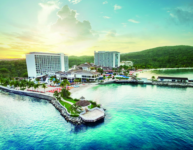 Palace Resorts' Cyber Monday deal extends across its portfolio of brands, including Moon Palace Jamaica Grande.