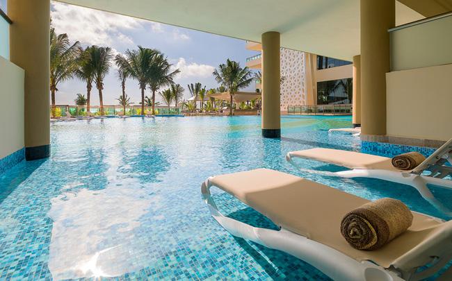Best Resorts With Swim Up Rooms In Riviera Maya
