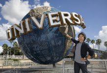 Shigeru Miyamoto with Nintendo.