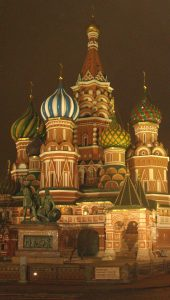 International Travel Experts is offering a 6-day FAM in Russia next March includes a tour of the Kremlin in Moscow.