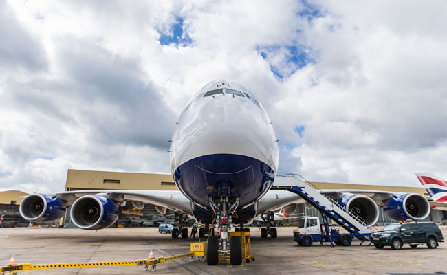 British Airways will begin operating four flights a week between New Orleans and London on March 27. (Photo credit: Stuart Bailey)
