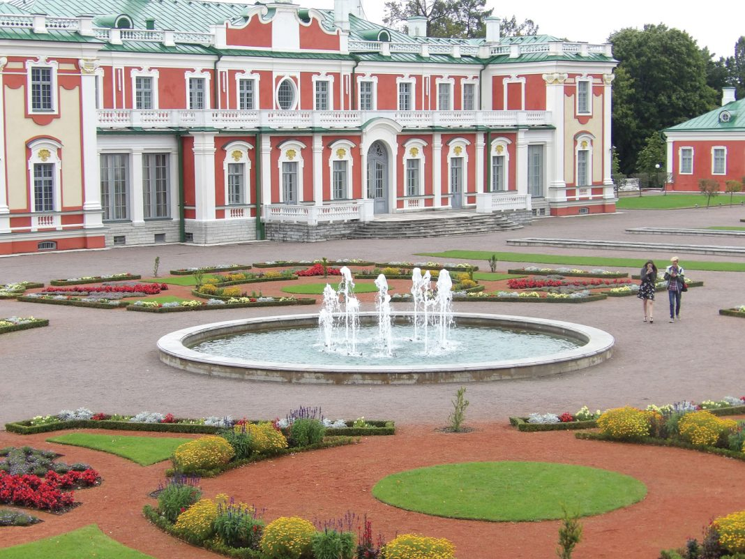Kadriorg Palace, built by Peter the Great. (Carla Hunt)