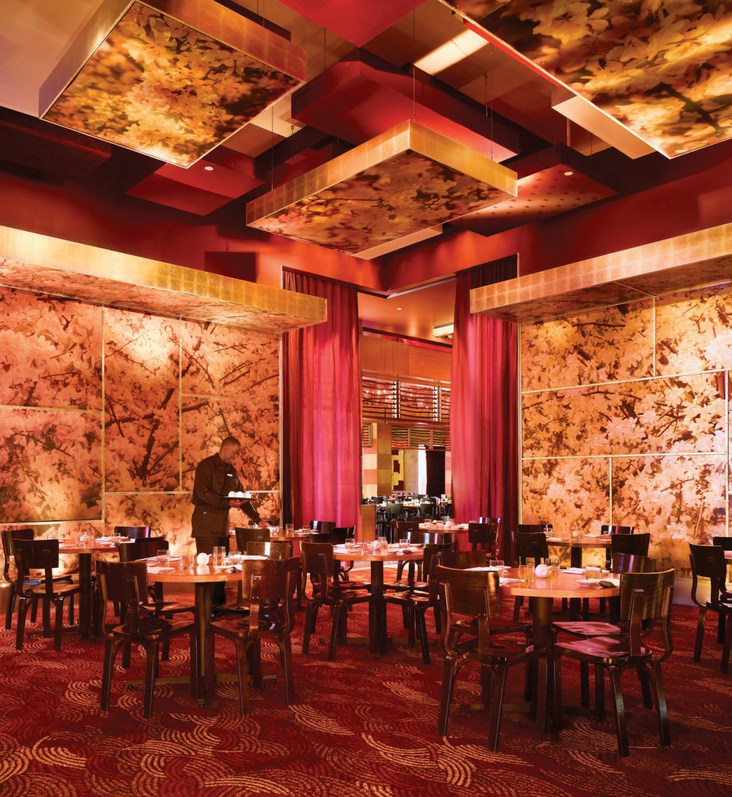 Nobu, at Atlantis Paradise Island, helped spread the star chef craze to the Caribbean.