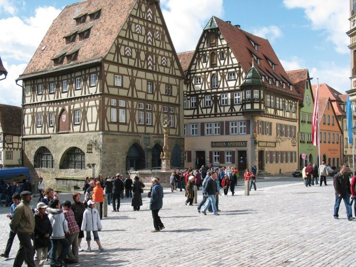 Collette is offering a Romantic Road and Fairy Tale Road itinerary through Germany that includes a stop in Rothenburg.