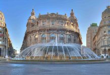 MSC Cruises' first-ever World Cruise will sail roundtrip from/to Genoa, Italy.