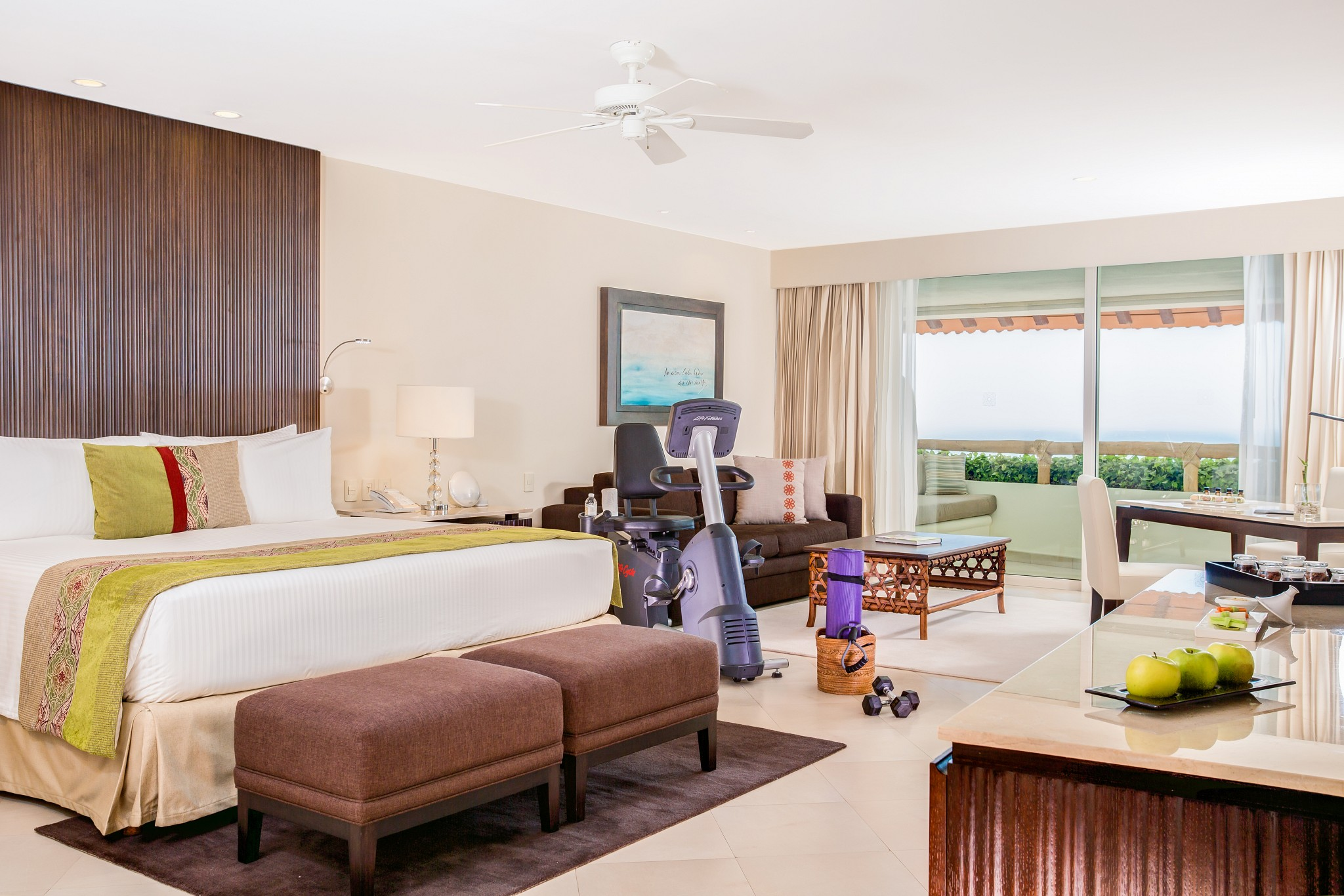 The Wellness Suite at Velas Resorts.