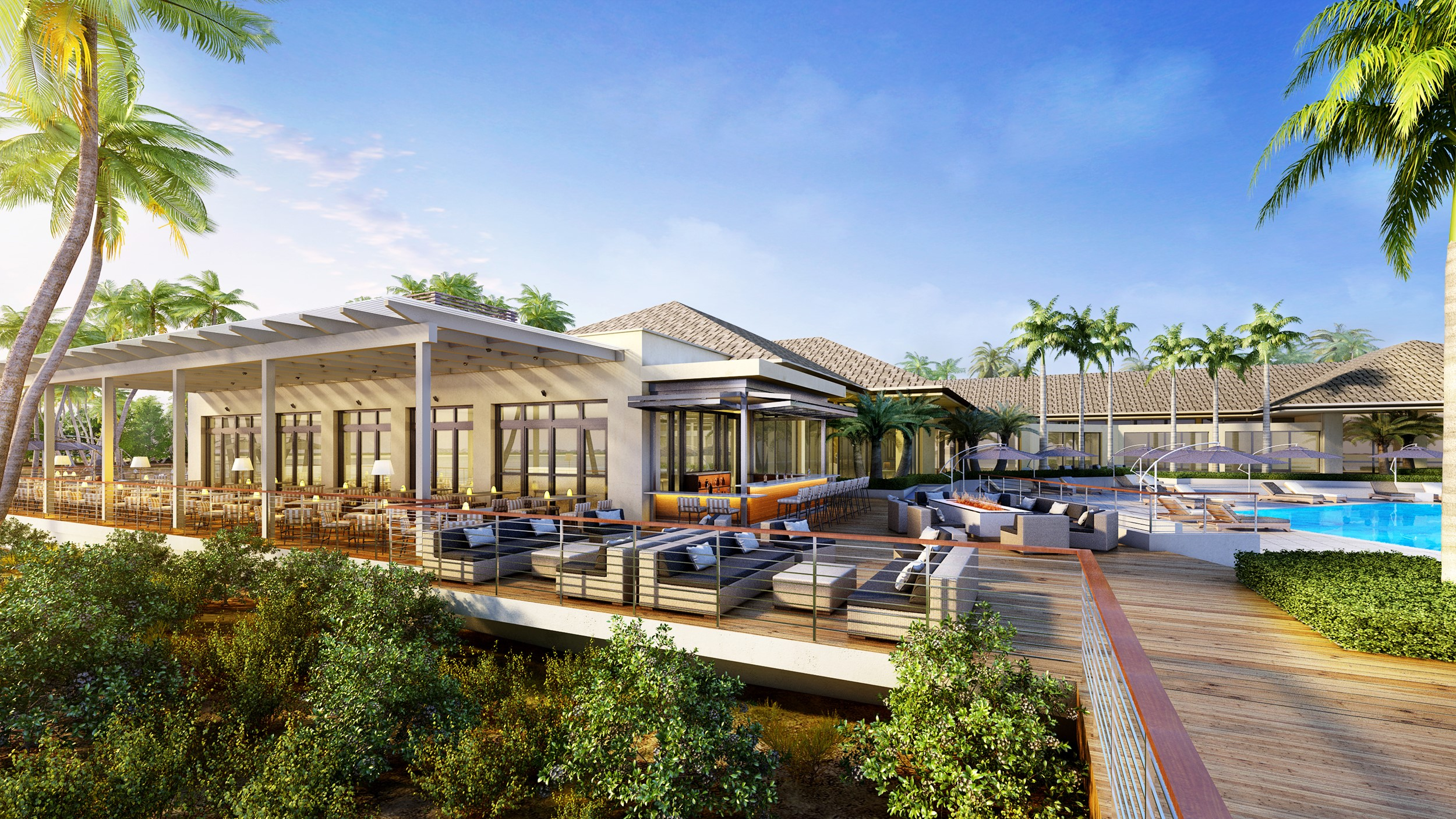 Hilton marco island beach resort and spa debuts in january for Best us spa resorts