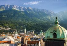 Views of Innsbruck.