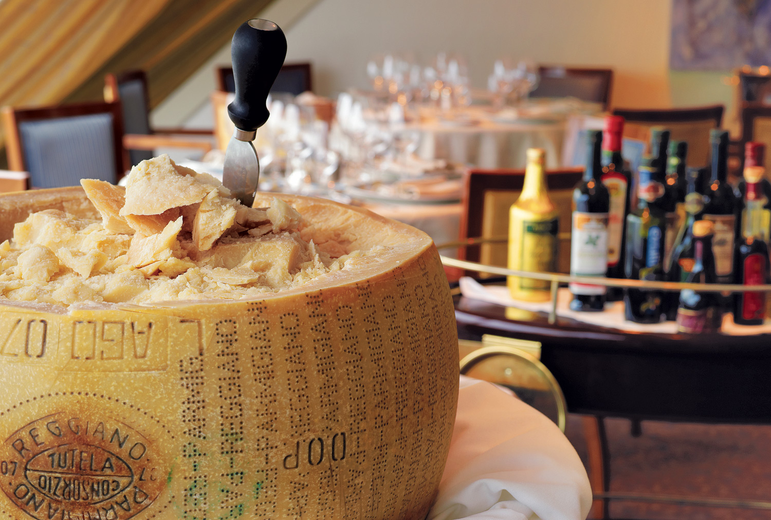Oceania Cruises offers an array of Culinary Discovery Tours around the globe.