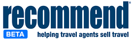 Recommend - Helping travel agents sell travel