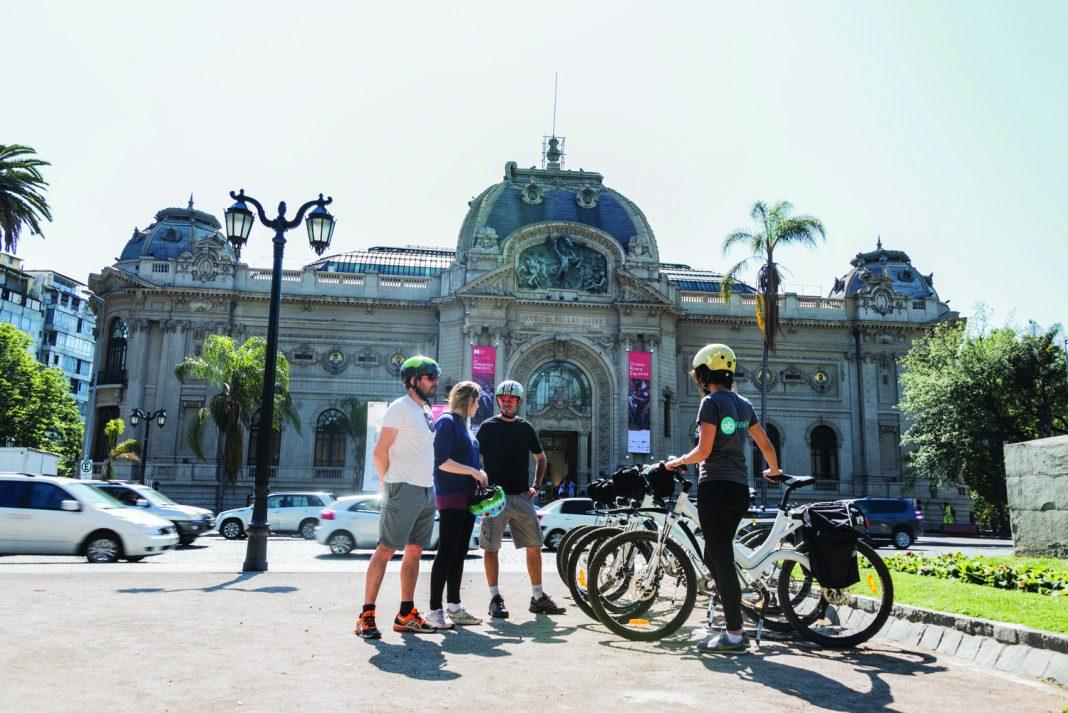 Avanti offers bike tours in several destinations.