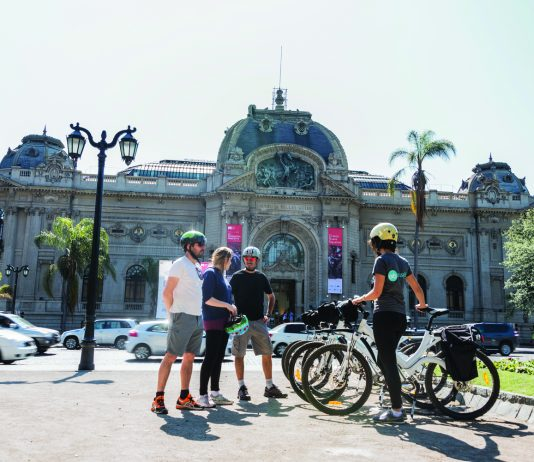 Avanti offers bike tours in several destinations.
