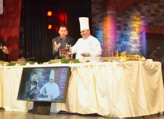 Costa Cruises' new culinary experience Bravo Chef: The Show.