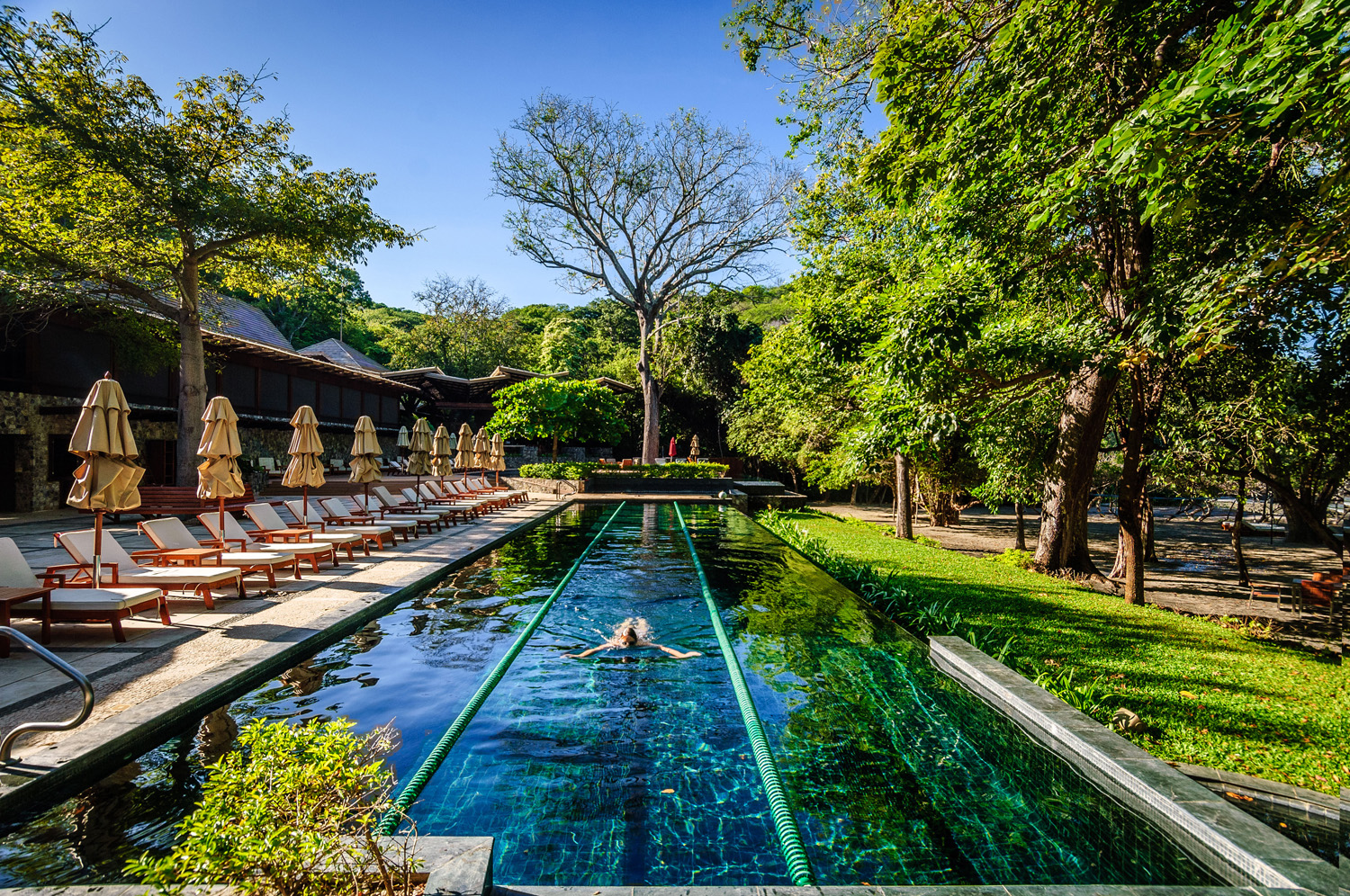 El Alma Soul Retreat in Costa Rica exemplifies hotels' trend of going natural with their design.