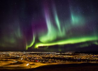 Visit Iceland Northern Lights