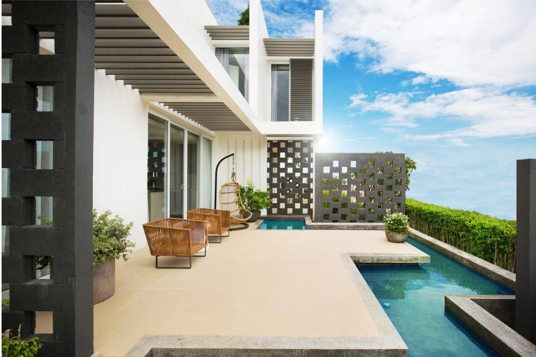 Dream Hotel Group, A rendering ofDream Oceanami Villas & Spa in Long Hai, Vietnam. (Photo credit: Dream Oceanami Villas & Spa)