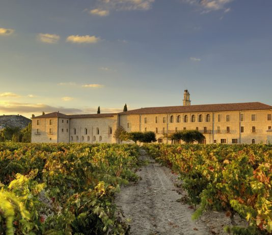 Abadia Retuerta LeDomaine, a 5-star hotel located in Spain's Duero wine growing region, will reopen after the winter season.
